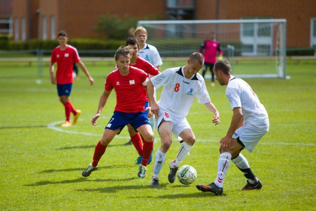 Fútbol 7 para personas con parálisis cerebral. Fútbol adaptado.