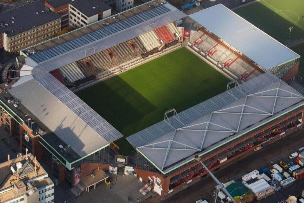FC St. Pauli - Estadio - Millerntor-Stadion