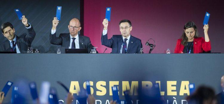 Elecciones FC Barcelona. Asamblea Directiva