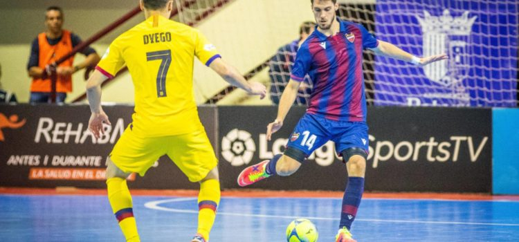 Barça Lassa-Levante UD FS Play Off LNFS 2020