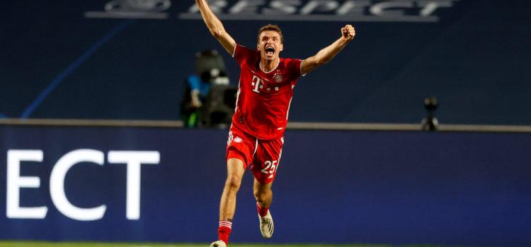Thomas-Muller-celebrando-Champions-League