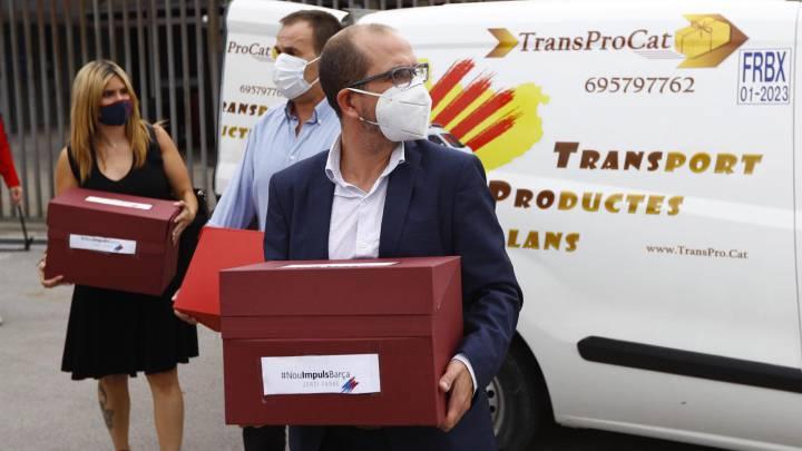 Jordi Farré, precandidato a las elecciones del Barça.