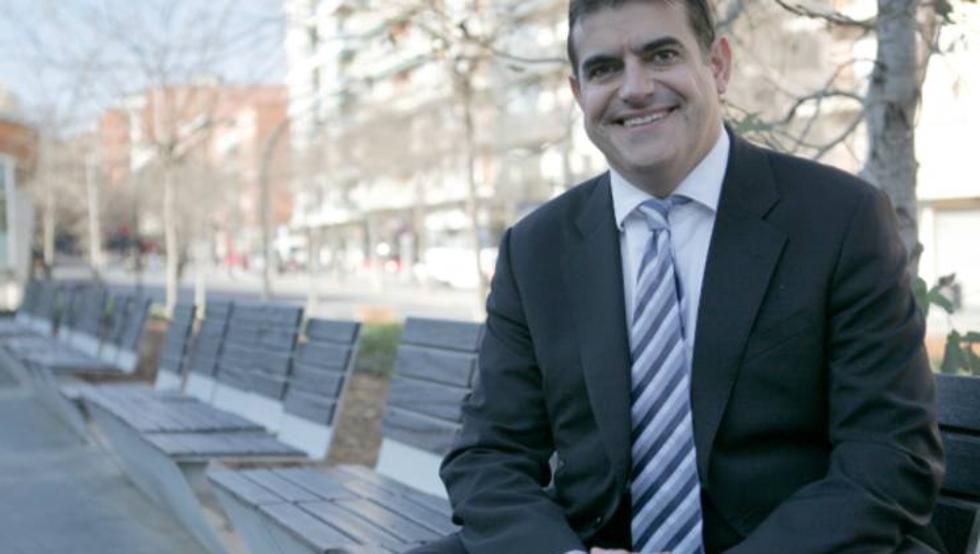 Lluís Fernández Alà, precandidato a las elecciones del Barça
