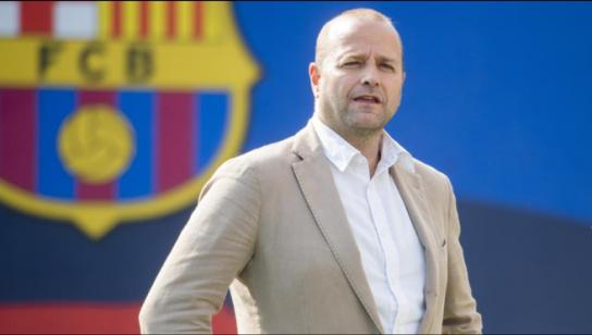 Xavi Vilajoana, precandidato a las elecciones del Barça.