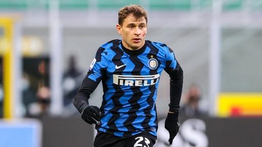 Nicolò Barella es el motor del centro del campo del Inter de Milán   Fuente: Transfermarkt